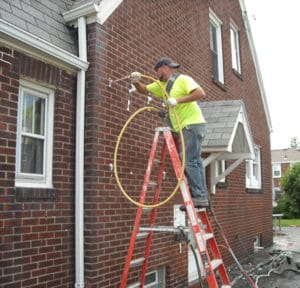 Is Insulation Worth It? A Stellar Review from Lois T. - fireproof insulation into bricks